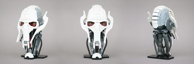 General Grievous Head