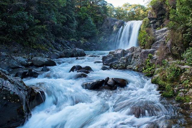 Tawhai Falls (Explored)