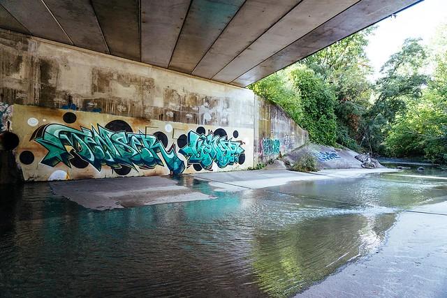 Tenser - Toronto Graffiti