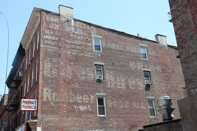 Hires root beer, surviving signage, Jersey City