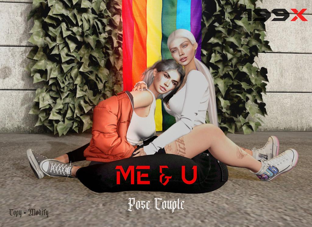 Pose Couple – Me & U