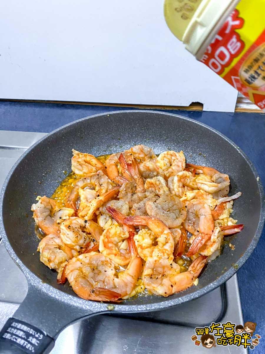食譜 沖繩蝦蝦飯 老婆食譜 -3