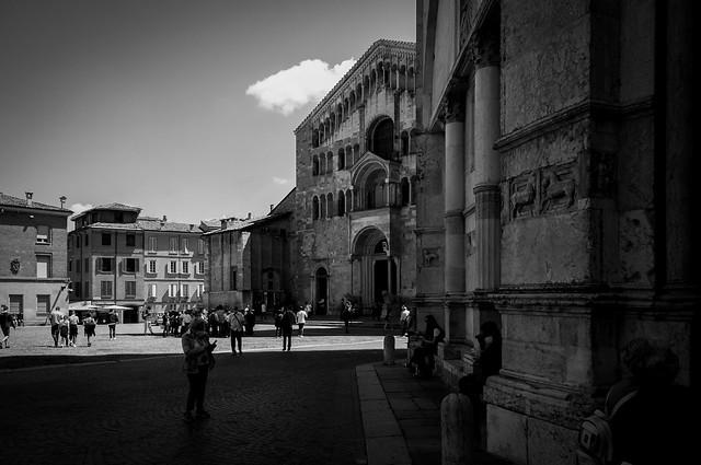 Parma, il ritorno dei turisti