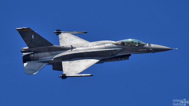 Greece Air Force Lockheed Martin F-16C Fighting Falcon 520