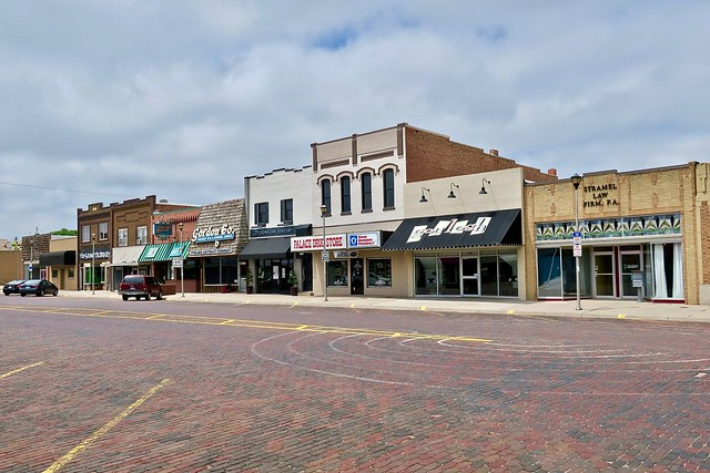 Downtown, Colby, KS