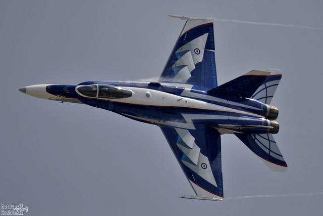 Royal Canadian Air Force McDonnell Douglas CF-188A Hornet 188776