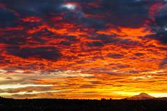 Quito: sunrise amanecer