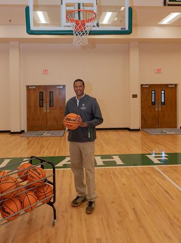 Lowell Hamilton - TFS Girls Basketball Coach