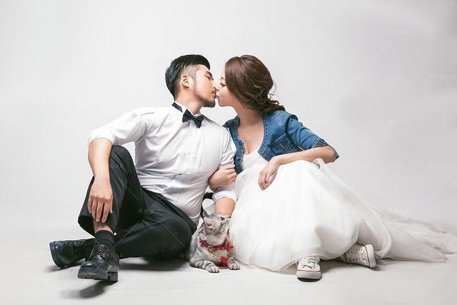寵物拍婚紗