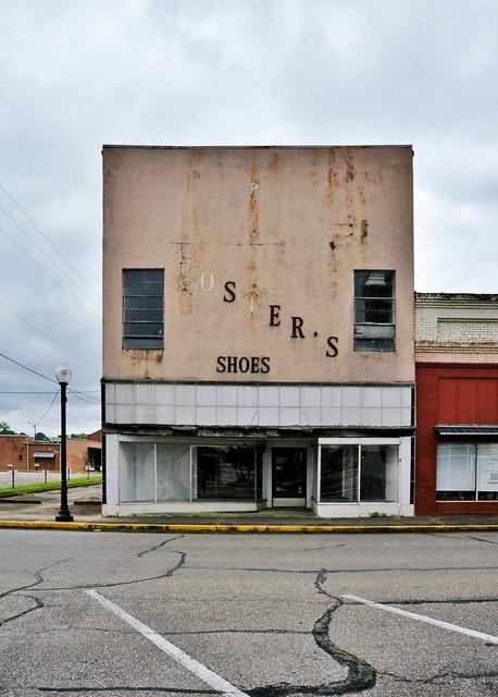 Foster's Shoes - Hope, Arkansas