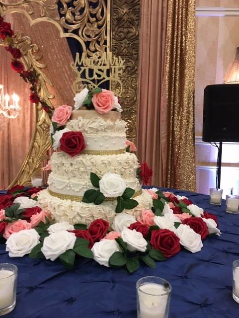 Cake by Creative Cakes and Special Dates