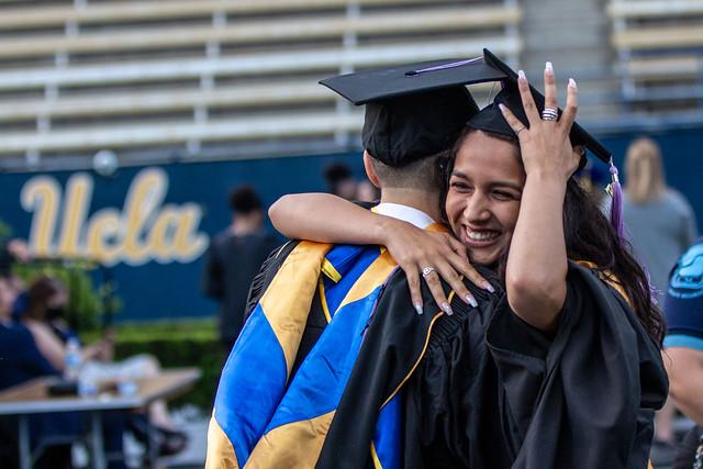 UCLA Luskin Commencement 2021