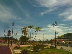 Causeway de Amador - Panamá.-
