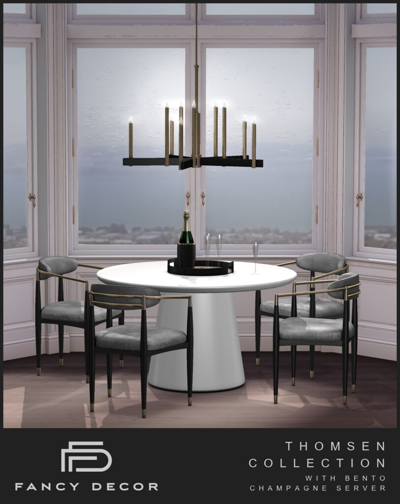 Fancy Decor – The Thomsen Collection @ equal10
