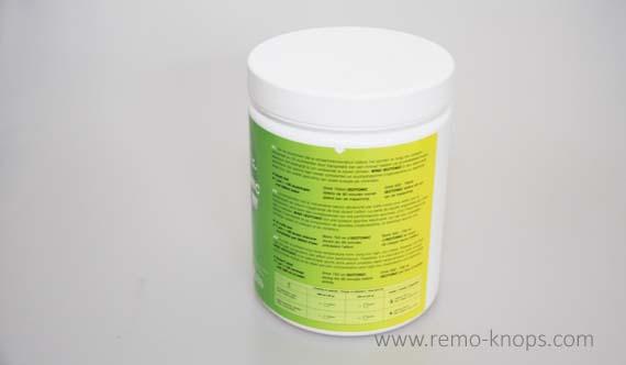 Win2 Isotonic Electolyte Sports Drink - Lemon Tea Flavour 8663