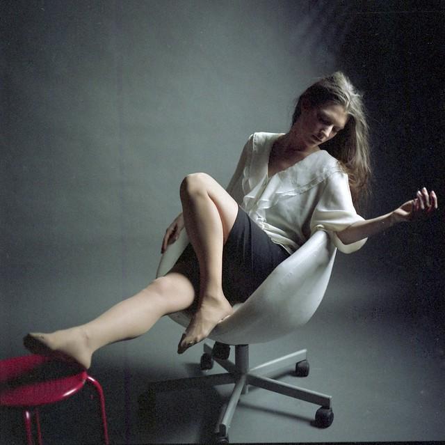 Teresa Barefoot Portrait 2