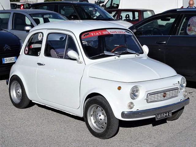1969 Fiat 500 MyCar Francis Lombardi