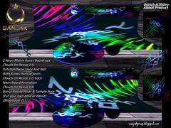 Scene Matrix Runes Backdrops Anim Ball Board Floor Sanjak REZ rs