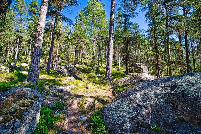Finnland - Karhutupa