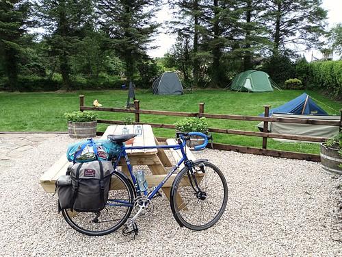 Sleepy Hollows campsite