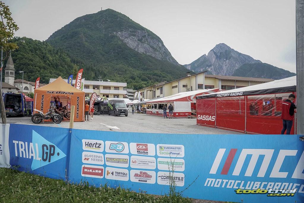 TrialGP Italia 2021, Viernes