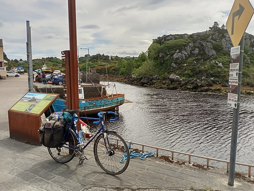 Bunbeg harbour