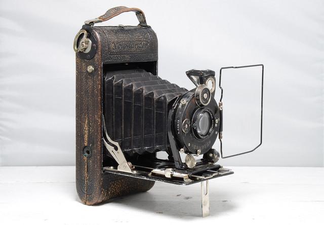 Voigtländer Rollfilmkamera 6x9