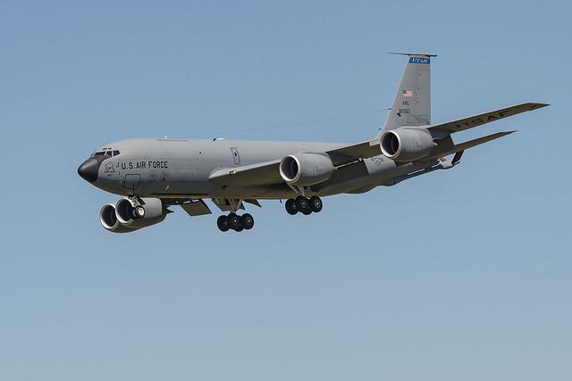 KC-135R 58-0027 191st ARS