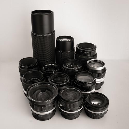 Lens Portrait ~ 2021
