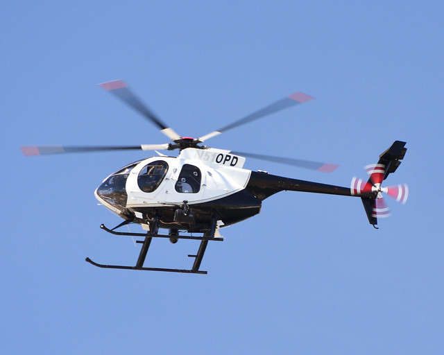 MD Helicopters 369E N510PD