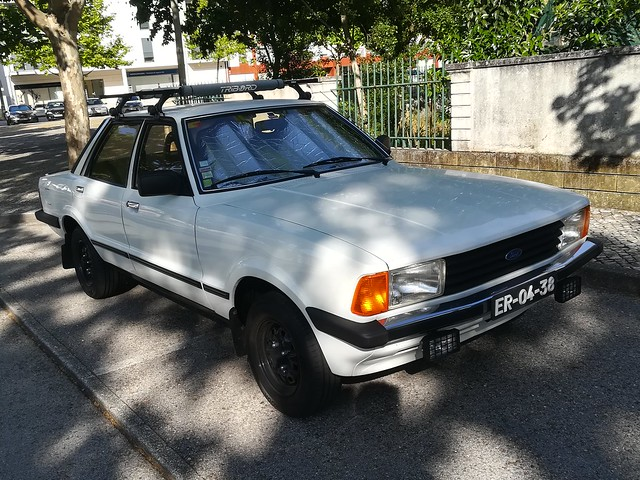 1981 Ford Cortina 1.6 L