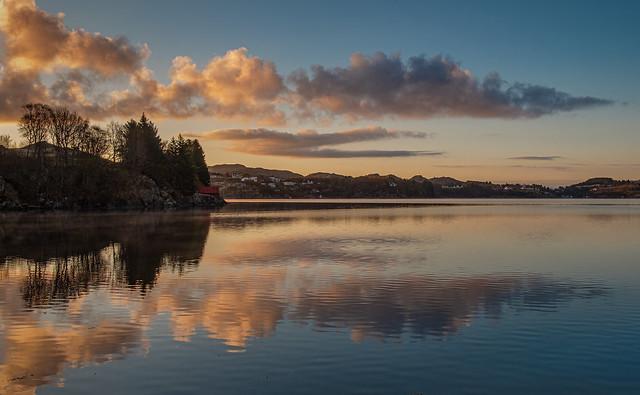 Viksefjorden, Norway