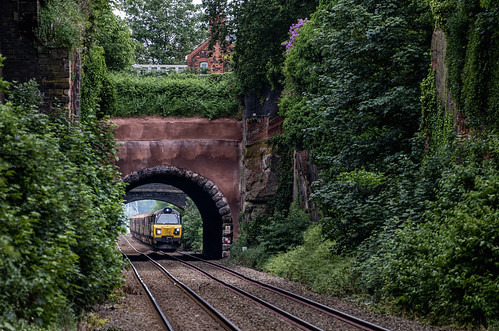 dta8323 uk united kingdom gb great britain england nikon z7 train railway railroad june 2021 frodsham cheshire logs 6j37 chirk kronospan tunnel class70 colas
