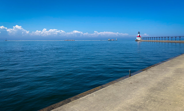 Michigan City Red, White, and Blue