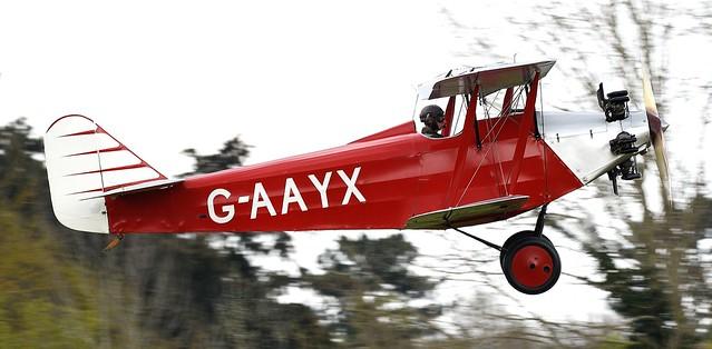 1929 Southern Martlet G-AAYX