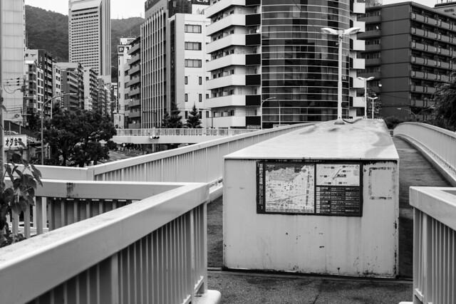 Pedestrian Bridge(歩道橋)