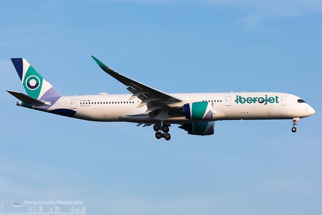 EC-NGY Iberojet Airbus A350-941 (FRA - EDDF - Frankfurt)