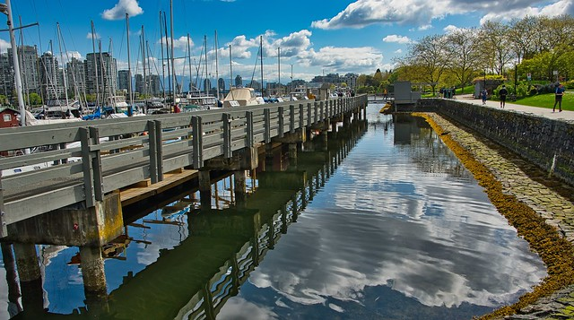 2021 - Vancouver - Spruce Harbour Marina