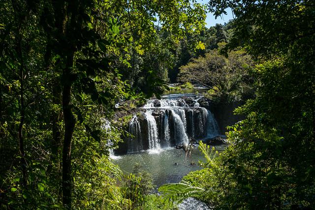Wallacha Falls