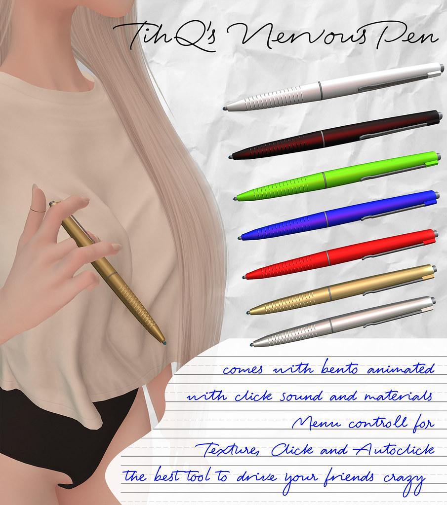 Nervous Pen @ Equal10