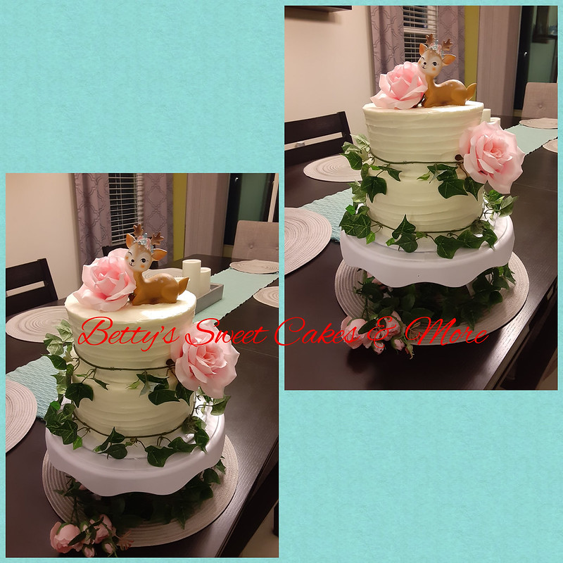 Cake by Betty's Sweet Cakes & More