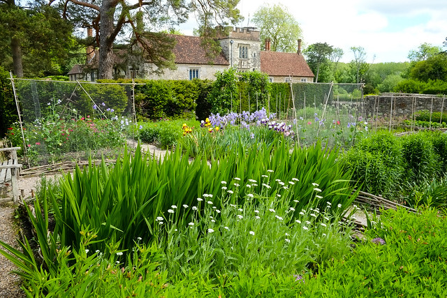 The Walled Garden @ Ightham NT