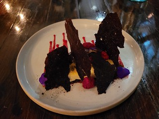 Choc Onslaught at Wooden Horse