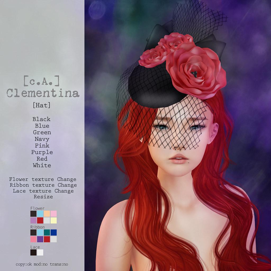 [c.A.] Clementina [Hat]