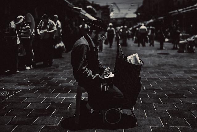 Jerusalem Street Photography