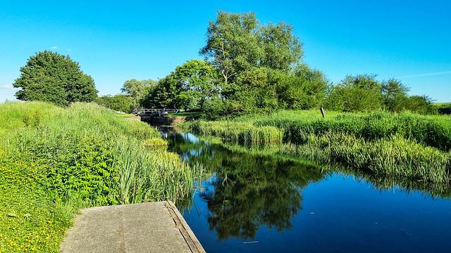 Pocklington Canal - Gardam Landing