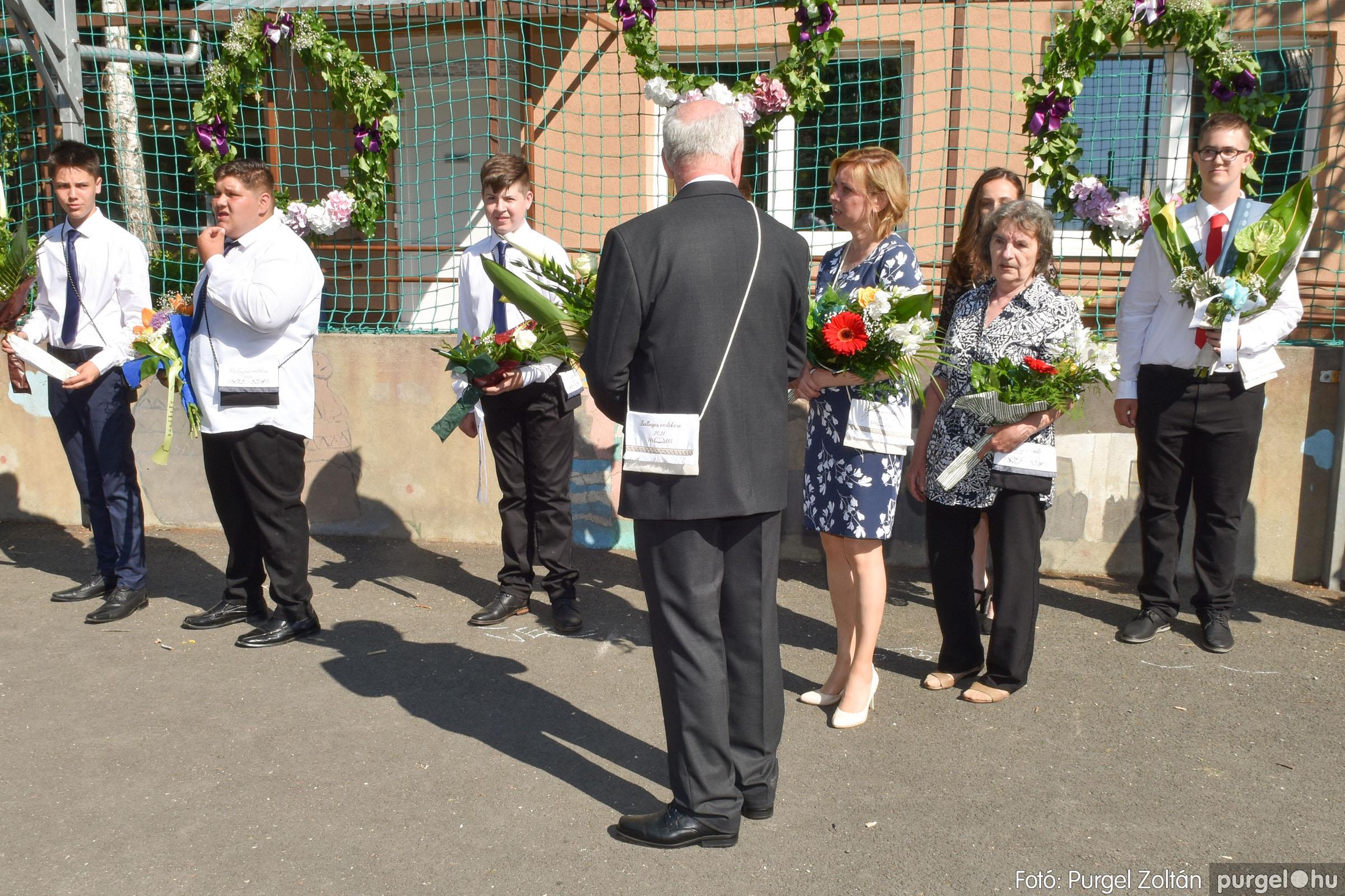2021.06.12. 031 Forray Máté Általános Iskola ballagás 2021. - Fotó:PURGEL ZOLTÁN© DSC_5913q.jpg