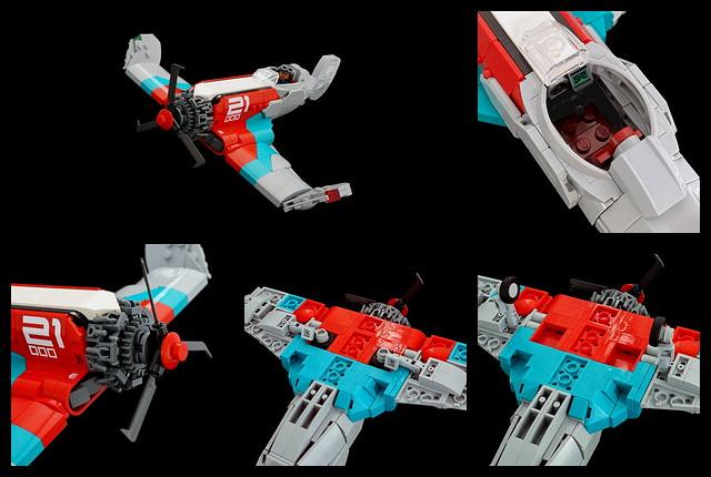 Skyracer part 2 - details