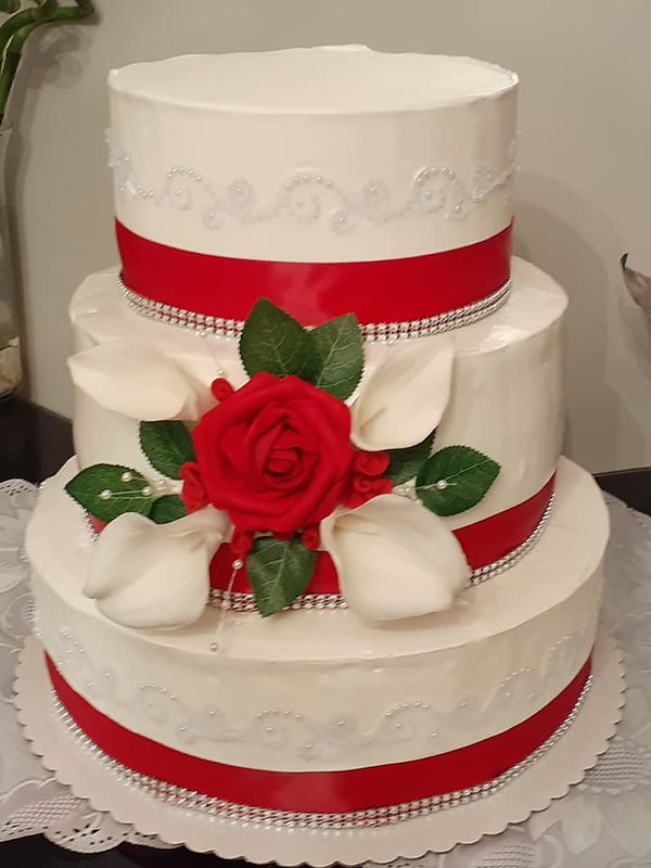 Cake by Extry Sweet Dominican Cakes