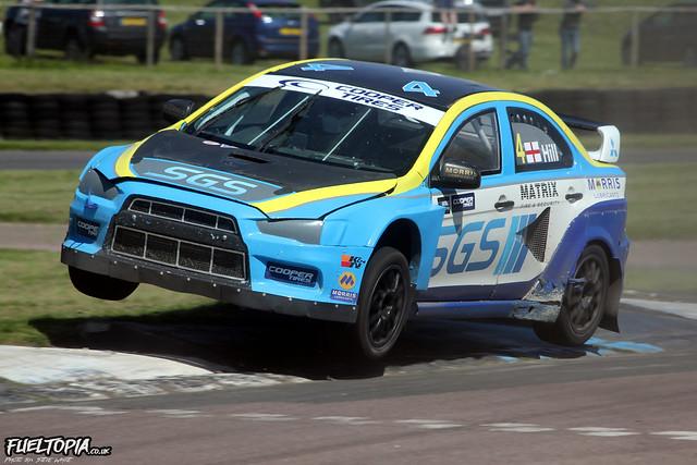 Mitsubishi Lancer Evolution X (4) (Steve Hill)
